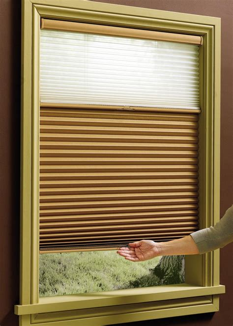 Cordless Window Blinds by How Do Cordless Window Blinds Work Window Treatments