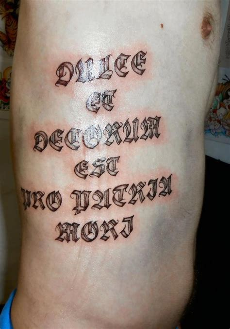 latin tattoos designs ideas  meaning tattoos