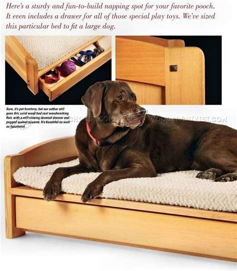 dog bed plans dog bed plans woodarchivist