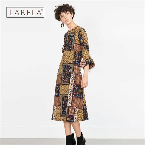 19346 Print Liise Dress 2016 square print dresses beautiful