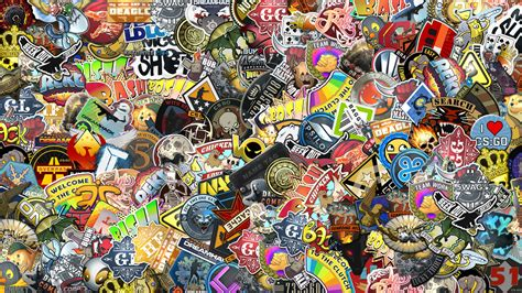 All Stickers