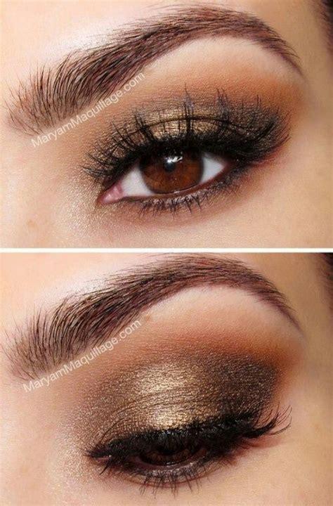 Eyeshadow Daily eyeshadow for brown eyes bronze gold daily vanity