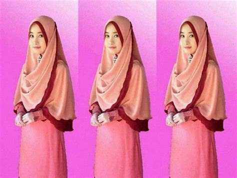 Fashion Muslim Scarf Jilbab Khimar Pet Chiffon 2tone 97 best images about this is my on pets styles and fashion
