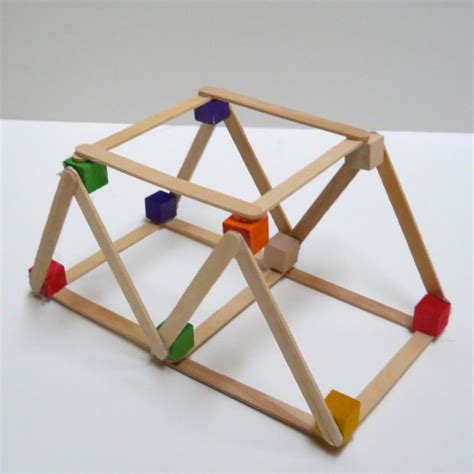 17 best images about popsicle stick on pinterest 17 best images about craft stick bridges on pinterest