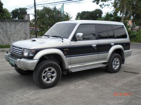 repair anti lock braking 1992 mitsubishi pajero electronic toll collection mitsubishi pajero turbo diesel intercooler 2800 for sale from cebu cebu city adpost com