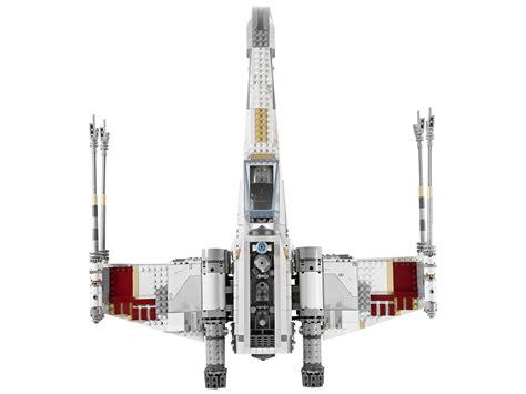 Lego Wars 10240 5 X Wing Starfighter five x wing starfighter 10240 lego wars 2013