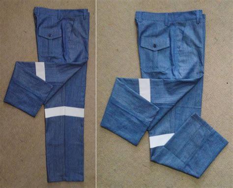 Kemeja Dan Celana seragam kemeja dan celana denim kip s production