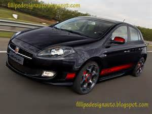 Bravo Abarth Fillipe Design Auto Fiat Bravo Abarth
