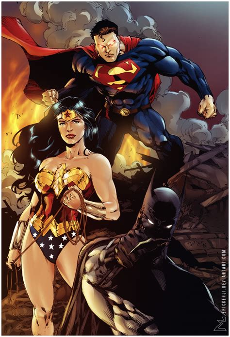 imágenes de wonder woman comics how cool would a trinity movie be wonder woman comic vine