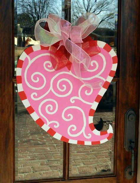 valentines door hanger 17 best images about door hangers on