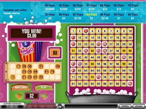 Win Money Online Free Games - pop bingo slots games online bingo lady