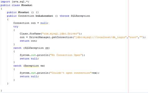 membuat hak akses di phpmyadmin coding in a fun way membuat form login dengan menggunakan