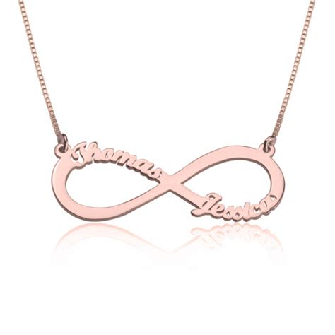 infinity and necklace thank your squad with bridesmaid jewelry from onecklace