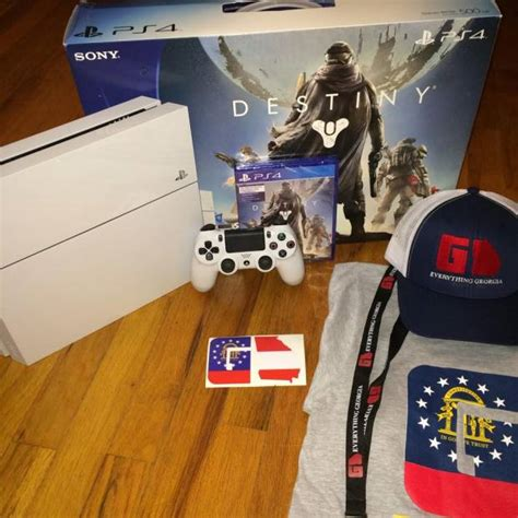 Ps4 Giveaway 2014 - white ps4 giveaway for thanksgiving gafollowers