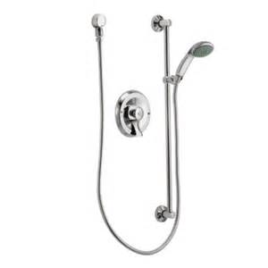 commercial handheld shower system with lever handle wayfair