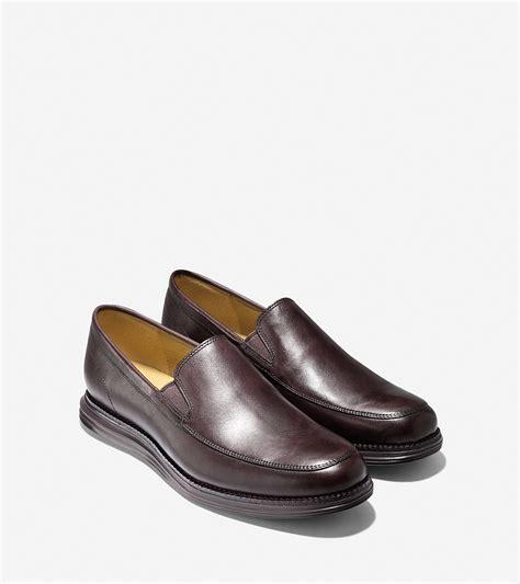 lunargrand loafer cole haan lunargrand venetian loafer in brown for t