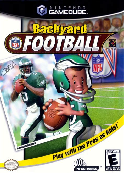 backyard football for mac backyard football sur gamecube jeuxvideo com