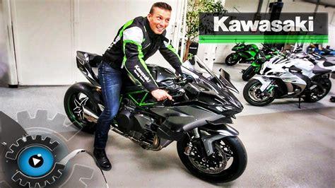 Schnellsten Motorräder Top 10 by Das Schnellste Motorrad Der Welt H2r Kawasaki