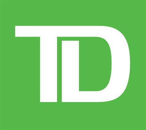 tds bank td bank financial logo vector vectorfans