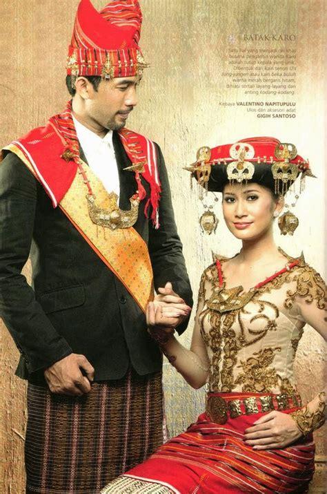 Baju Adat Batak Modern 10 model baju kebaya pengantin adat batak populer