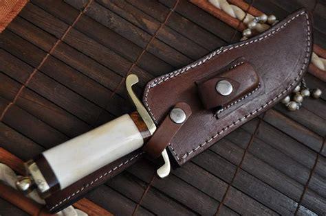 handmade bowie knives uk handmade damascus knife bowie knife perkin