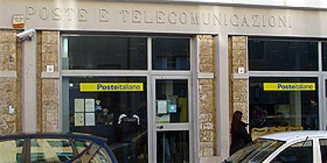 uffici postali sassari poste italiane a sassari ecco gli orari estivi