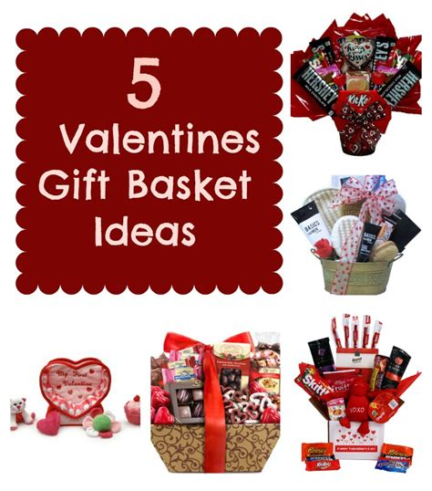 valentines gift ideas valentines gift baskets for him diy 4th