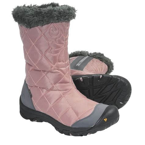 keen winter boots keen burlington low winter boots for 5690v save 42