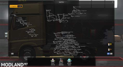 truck simulator 2 africa map mario map v12 3 1 28 x mod for ets 2