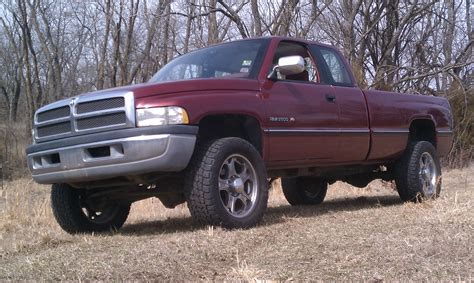 1995 dodge ram 2500 ksrebel09 1995 dodge ram 2500 club cablong bed specs