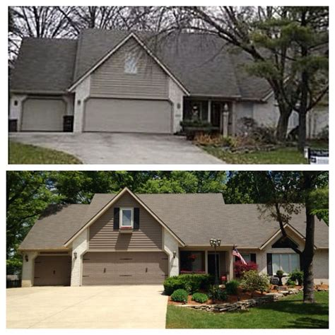 curb appeal before and after curb appeal before and after curb appeal