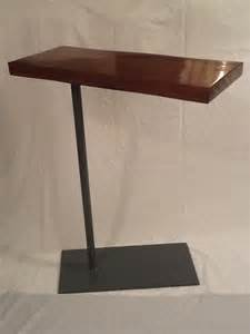 Laptop Side Table Side Table Laptop Bedside Swivel Table Steelwood Design
