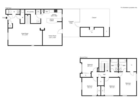 fort hood housing floor plans 4 bed 2 5 bath apartment in fort hood tx fort hood