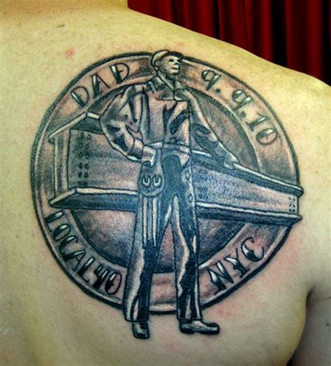ironworker tattoos the world s catalog of ideas