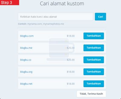 step by step membuat blog di wordpress cara membuat blog gratis dengan wordpress