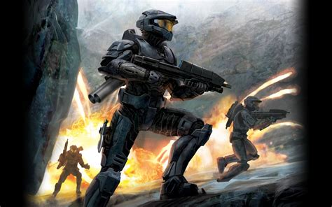wallpaper game halo halo wallpaper and background 1680x1050 id 30823