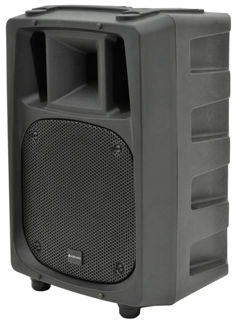 8 ohm speaker cabinet 8 cv series passive moulded speaker cabinet 75w at 8 ohm