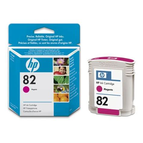 Diskon Tinta Hp 82 Colour Original cartucho hp original magenta n 186 82 c4912a deskidea