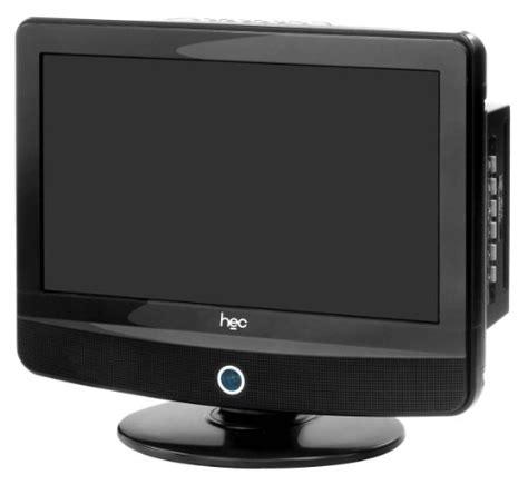 Tv Mobil Lcd haier hltc15dc 15 6 inch 720p portable lcd tv dvd combo