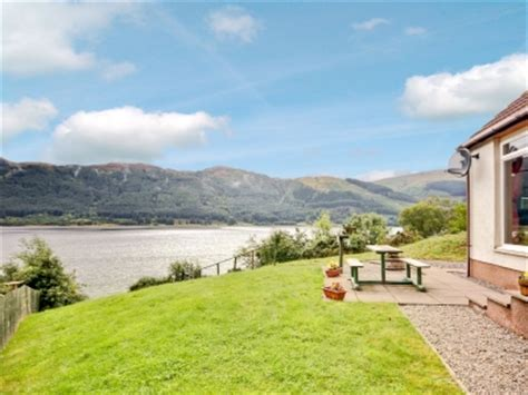 Kintail And Lochalsh Cottages Walkhighlands Loch Duich Cottage