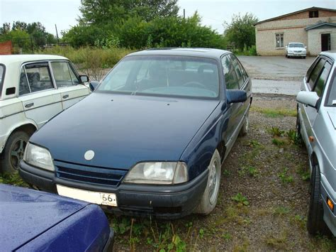 opel omega 1990 1990 opel omega pictures gasoline fr or rr automatic