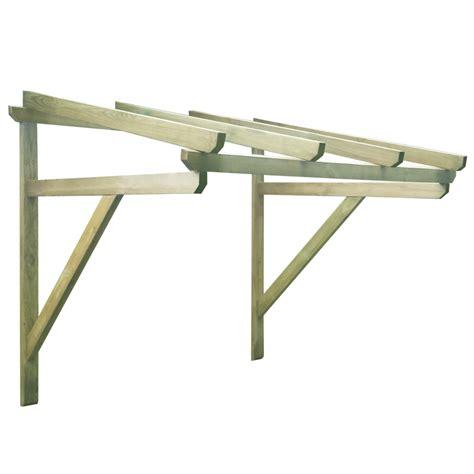 tettoia per porta ingresso articoli per tettoia porta d ingresso in legno 200 x 150 x
