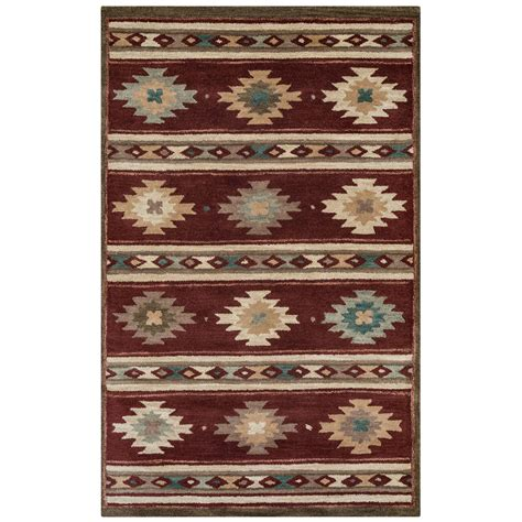 5 x5 rug southwest stripes rug 5 x 8