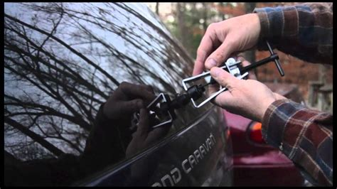 how to change a rear wiper arm on a minivan youtube