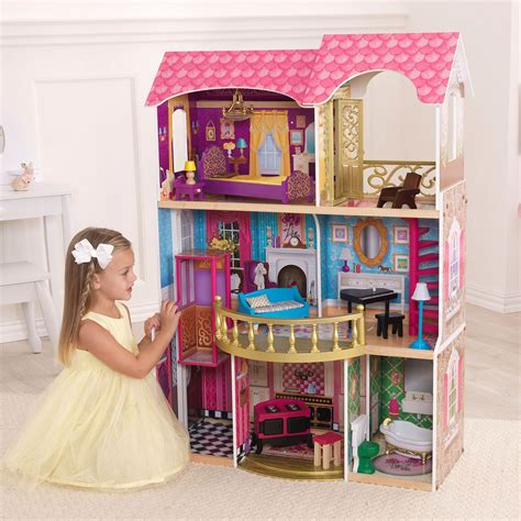 doll house club belmont manor mulit story dollhouse by kidkraft other