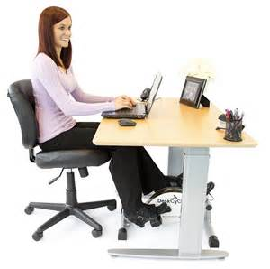 Desk Exercise Machine 5 Ways To Improve Life At The Office With Technology