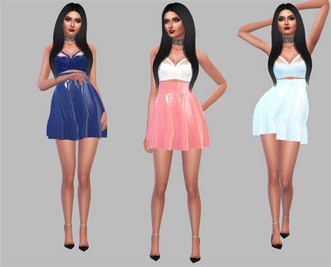 Dress Cc sims 4 dress cc x franny dress uk