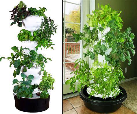 foody  vertical hydroponic garden tower