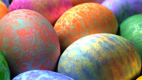 colorful easter eggs colorful easter eggs wallpaper 1600x900 68306