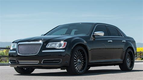 Chrysler 300c Wheels by Chrysler 300c On Lexani Forged Lf712 Wheels By California